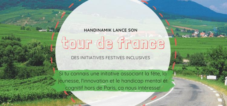 HandinamiK prépare son tour de France
